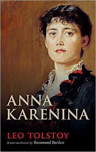 Amazon Anna Karenina Oxford Worlds Classics 9780199232086