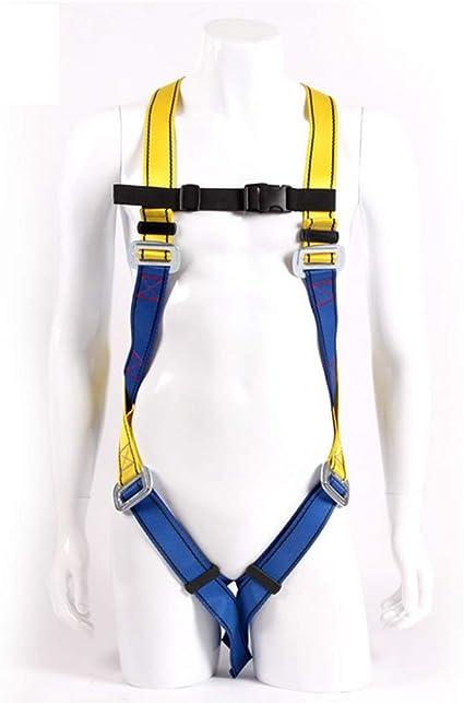 TZTED Arnés De Escalada Cinturones De Seguridad para Escalada En ...