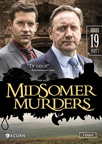 Midsomer murders series 19 part 1 import it all Midsomer murders garden of death