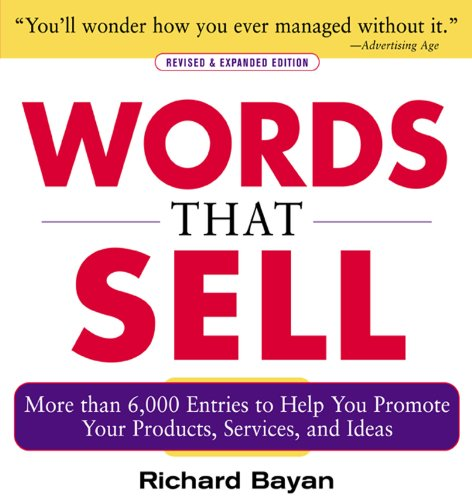 !B.e.s.t Words that Sell, Revised and Expanded Edition: The Thesaurus to Help You Promote Your Products, Serv<br />EPUB