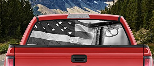 ford back window decal - 8