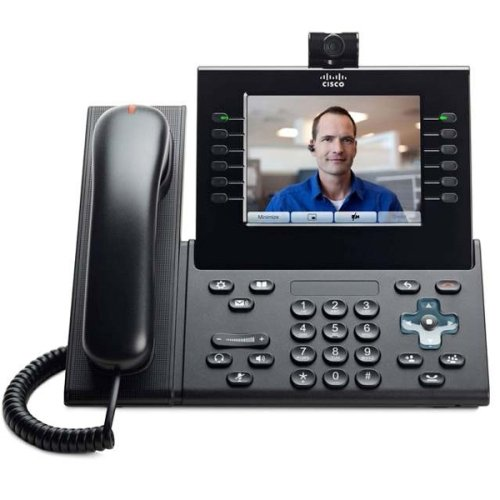(Cisco 2-way Video Conferencing Unified IP Camera Phone - CP-9971-C-CAM-K9=)