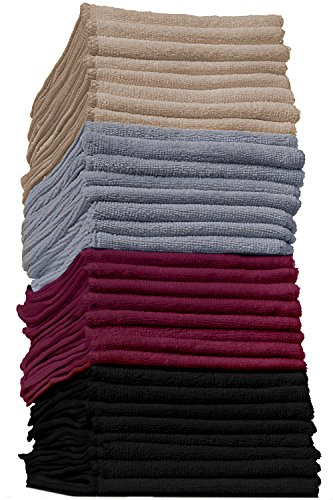 OxGord Microfiber Cleaning Cloth 32pc product image