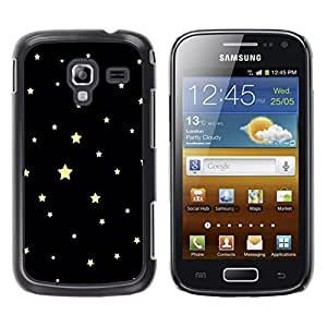 Jordan Colourful Shop - FOR Samsung Galaxy Ace 2 - teacher of life - Personalizado negro cubierta de la caja de pl??stico