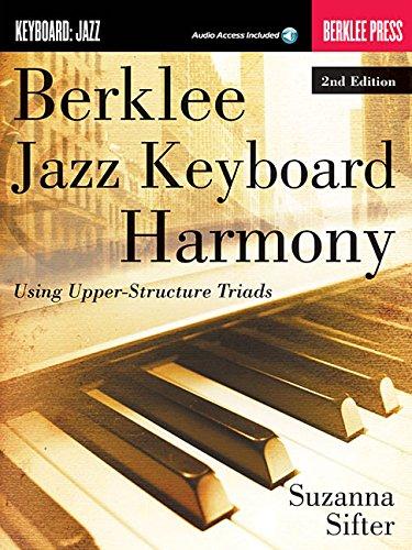Berklee Jazz Keyboard Harmony - 2Nd Edition (Book/Audio)
