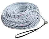 Surveyor Rope, 1/4 In x 300 ft, In./Ft.