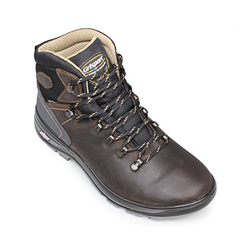 Unisex Hiking Brown Grisport Rise Pennine Brown Adults' Boots High waxdOxvq