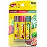 Carmex Daily Care SPF15 Variety Pack (3 Sticks)