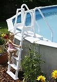 Above-Ground Pool Steps w/ Ladder