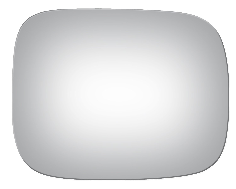 Burco 5266 Redi-Cut Passenger Side Mirror Glass for Volvo V70, XC70, XC90 (2007 2008 2009 2010)