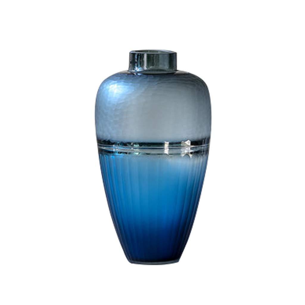 アメリカンカントリーセラミック花瓶リビングルームフラワーアレンジメントホームデコレーションクリエイティブストーンウェアデコレーション LQX B07R28KCZT