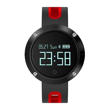 Amazon.com: DM58 Smart Watches Blood Pressure Watch Heart ...