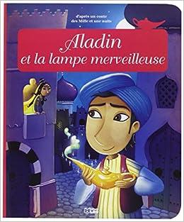 Amazon Fr Minicontes Classiques Aladin Et La Lampe