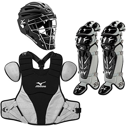 Mizuno Samurai Adult Baseball Catcher's Package (Set Mizuno Catcher)