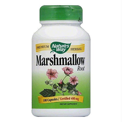 Nature's Way Marshmallow Root - 100 Cap