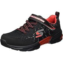 Skechers Kids' Techtronix- Power Spike Sneaker,