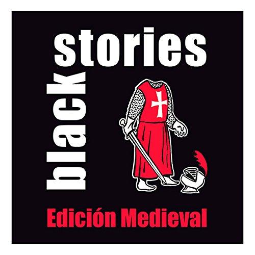 Black Stories - Edición Medieval, Juego de Mesa (Gen-X Games GEN034)