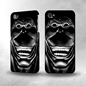Apple iPhone 4 / 4S Case - The Best 3D Full Wrap iPhone Case - Terra Formars