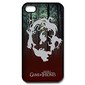 Steve-Brady Phone case TV Show Game Of Thrones For Iphone 4 4S case cover Pattern-10