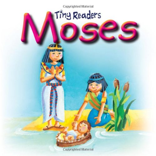 Moses (Tiny Readers) PDF