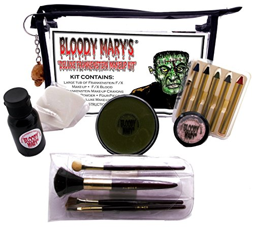 Bloody Mary Frankenstein Professional Undead Makeup Kit -