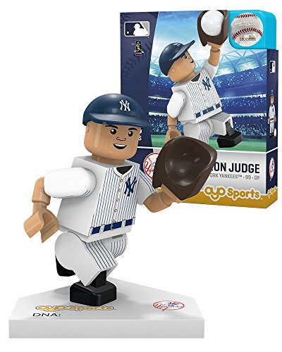 MLB New York Yankees Aaron Judge Limited Edition OYO Minifigure