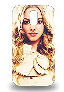 Galaxy 3D PC Case Cover Fashionable Galaxy S4 3D PC Case Amanda Seyfried American Hollywood Female Mean Girls In Time Mamma Mia ( Custom Picture iPhone 6, iPhone 6 PLUS, iPhone 5, iPhone 5S, iPhone 5C, iPhone 4, iPhone 4S,Galaxy S6,Galaxy S5,Galaxy S4,Galaxy S3,Note 3,iPad Mini-Mini 2,iPad Air )