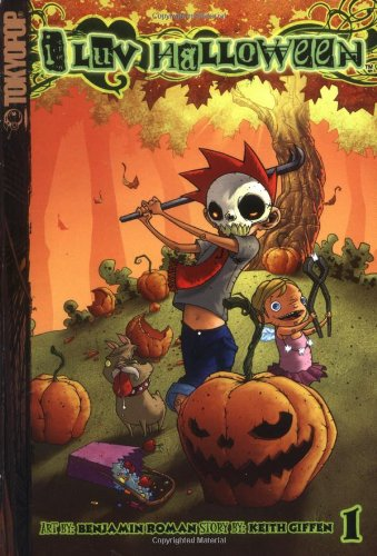 I Luv Halloween, Volume 1 -