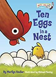 Ten Eggs in a Nest (Bright & Early Books(r)) (Bright and Early Books)
