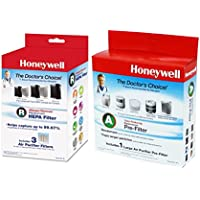 Honeywell HPA300 Replacement Bundle