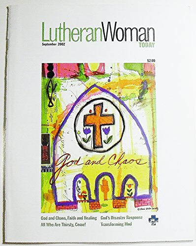 Lutheran Woman Today, Volume 15 Number 7, September 2002