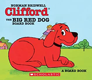 book cover of Clifford The Big Red Dog