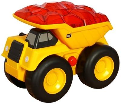 Toystate Caterpillar Preschool Lightning Load Dump Truck by Toystate