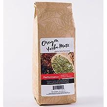 Oregon Yerba Mate, Performance Blend [Weight Loss, Energy, and Stamina], Premium Organic Loose Leaf Tea, Smooth Taste, Healthy Alkaline Caffeine, 16 Ounce