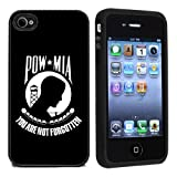 POW MIA You Are Not Forgotten Case / Cover For iPhone 4 or 4s by Atomic Market
