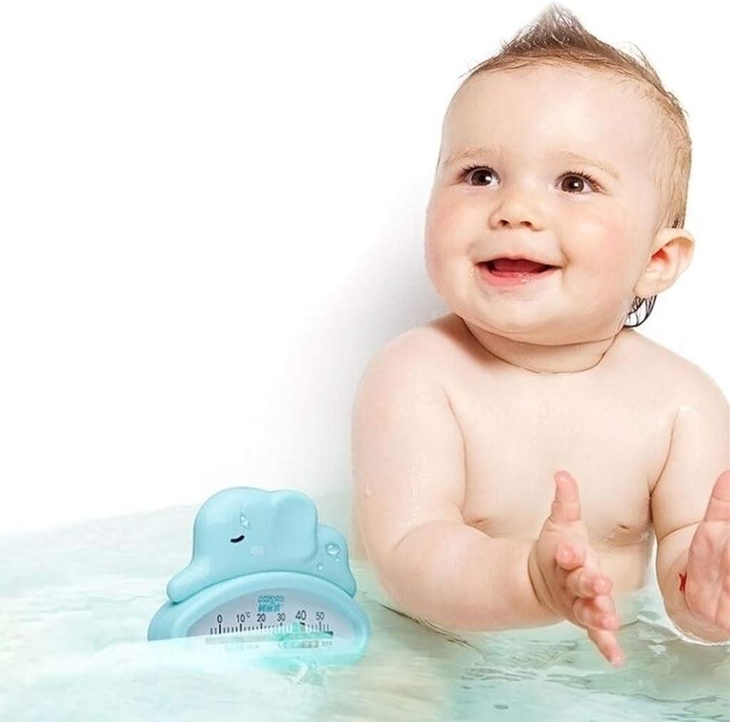 Viesky Nette Karikatur-Elefant-Form-Temperatur-Thermometer-Bad-Dusche-Baby-Kind-sichere Wasser-Pr/üfvorrichtung-Badewanne