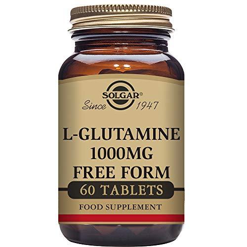 Solgar – L-Glutamine 1000 mg, 60 Tablets For Sale