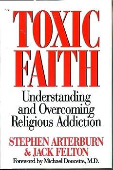 Toxic Faith 0877888256 Book Cover