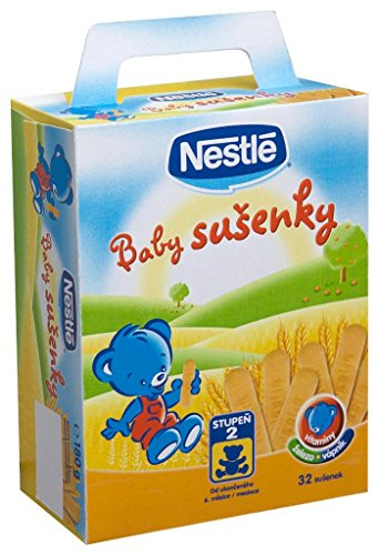 Nestle Baby Biscuits 32 pcs / 180 g