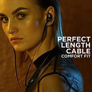 best lenth cable earphones