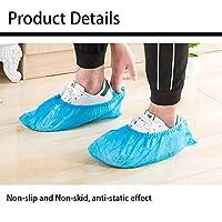 Non-woven Disposable Shoe Covers - non-slip