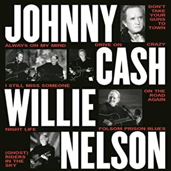 Ghost Riders In The Sky Live By Johnny Cash Amp Willie