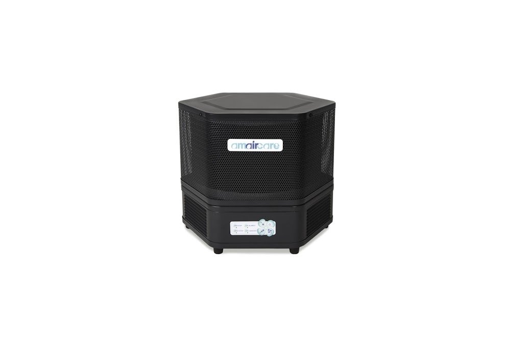 Amaircare 2500 Air Purifier,Filter Change Timer, 3 Speed, Slate