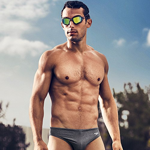Speedo Men S Fitness Solar 1 Inch Xtra Life Lycra Brief