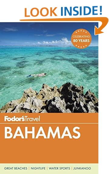 Fodor's Bahamas (Full-color Travel Guide)