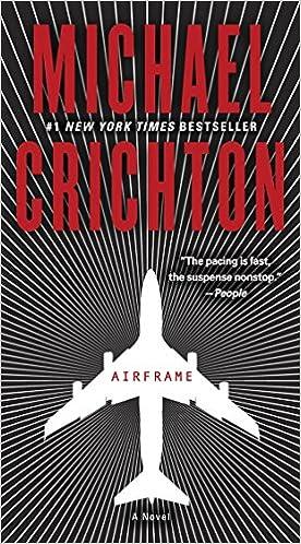 michael crichton airframe