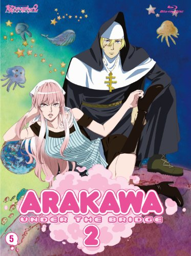 Arakawa Under the Bridge Vol.5 [w/ CD, Limited Edition]