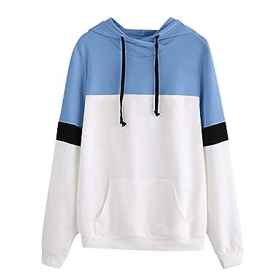 fd92388684d Amazon.com: Women's Hoodies Sweatshirt,Thenlian Hooded Sweatshirt ...