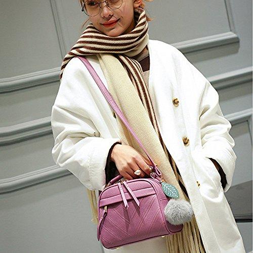petite Porte Sac Cartable monnaie ensemble travail sac en main cuir Messenger de à à Femmes Vintage à sac d'épaule en cuir main Sac sac bandoulière sacs Femmes 1axXSZw