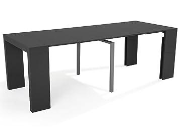 192cfa04391 Habitat et Jardin - Table Console Extensible Elsa - 300 50 x 94 x 75 ...